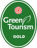 Deepdale is proud to be graded Gold by the Green Tourism Business Scheme